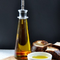 Infusion de aceite de oliva con chile serrano