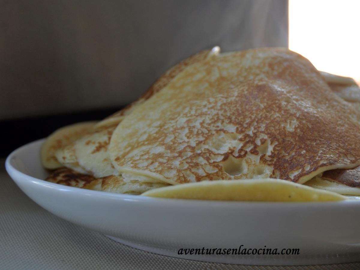 Hotcakes de queso Ricota