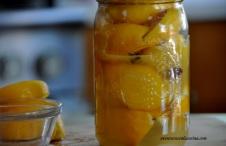limones curtidos