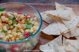 Recetas mexicanas con elote
