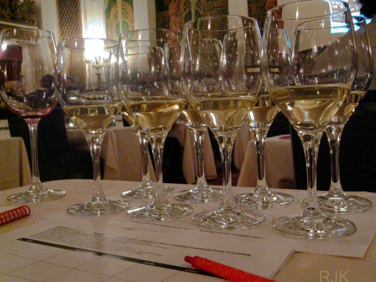 Como catar vinos