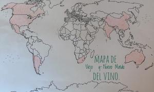 Mapa de vino