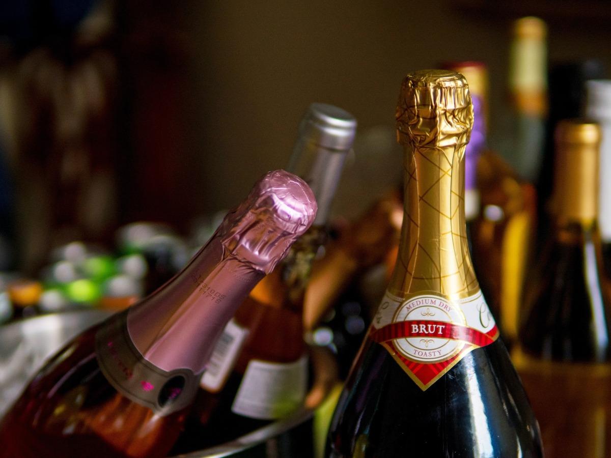 Que es champaña