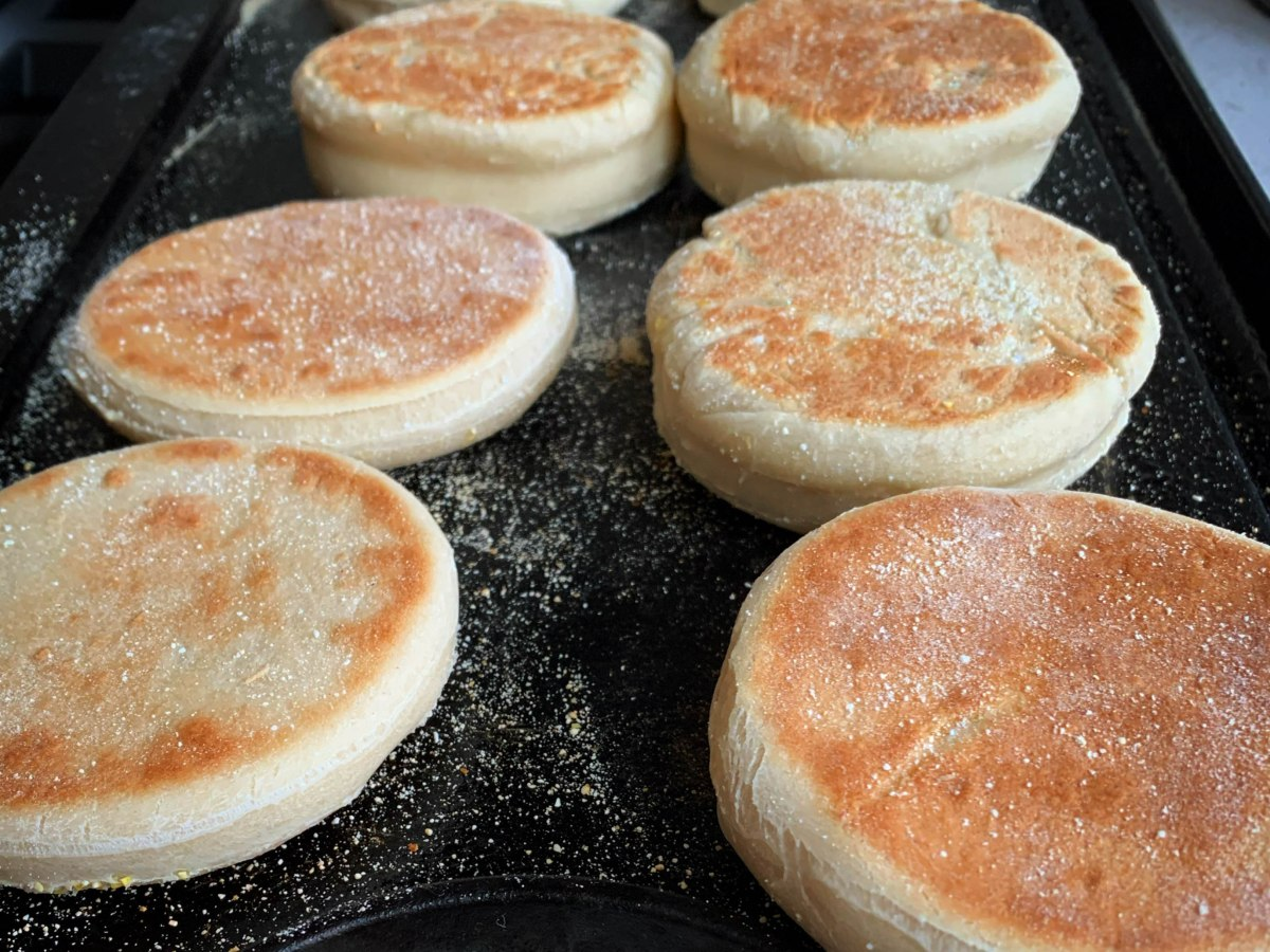 Pan Ingles I Aventuras en la Cocina