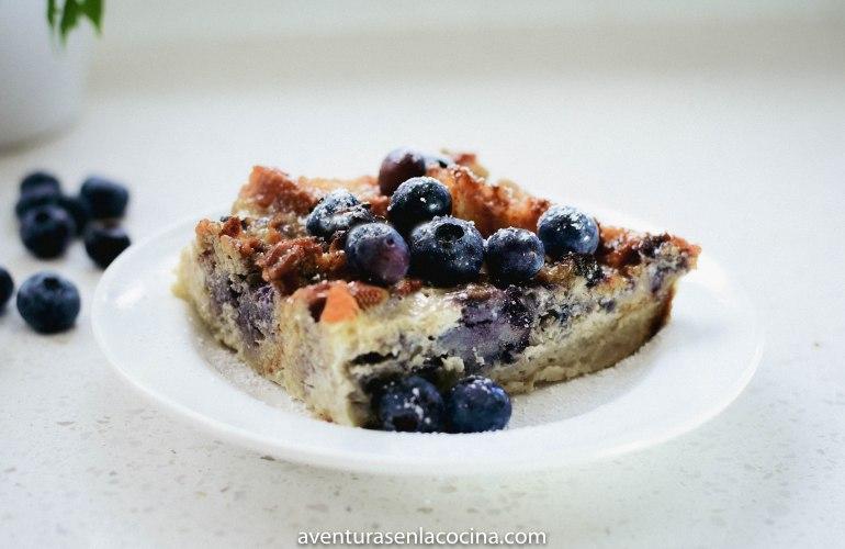 Bread pudding / Aventuras en la cocina
