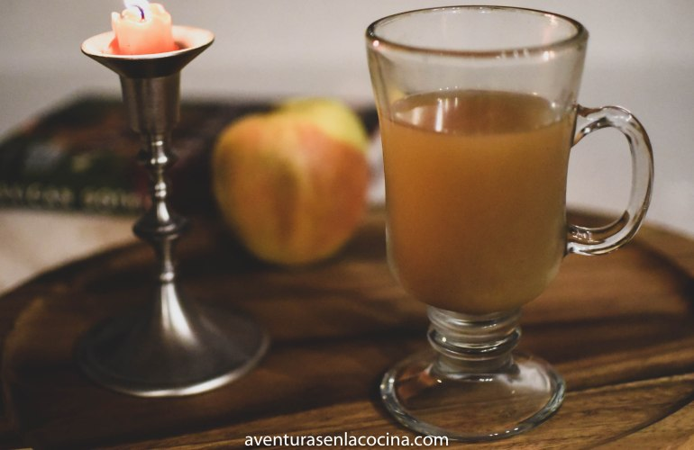 sidra dulce de manzana